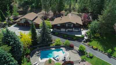 Spokane County Single Family Home For Sale: 4427 S Madison Rd