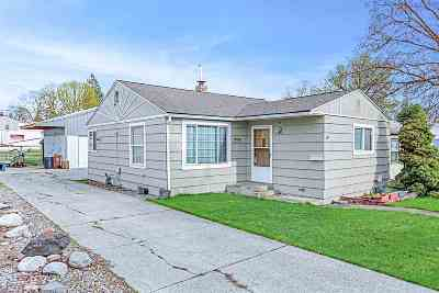 Spokane Single Family Home New: 5712 N Loma Dr