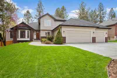 Spokane Single Family Home New: 1210 E Blackhawk Dr