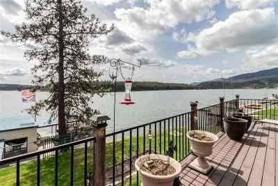 Nine Mile Falls Single Family Home For Sale: 6775 Rocky Point Way