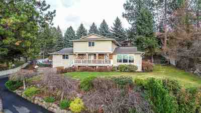 Spokane Valley Single Family Home For Sale: 2205 S Conklin Rd