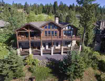 Coeur D Alene Single Family Home For Sale: 5720 W Onyx Cir