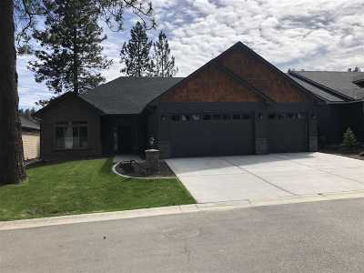 Spokane Valley Single Family Home New: 10710 E 39th Ave