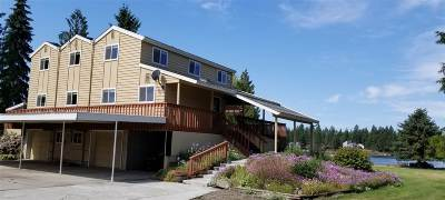 Single Family Home For Sale: 11304 S Silver Lake Rd