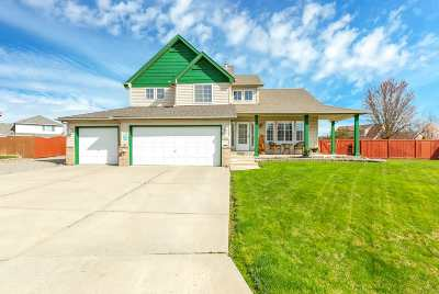 Spokane Valley Single Family Home New: 12817 E 34th Ct