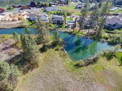 Nine Mile Falls Residential Lots & Land Ctg-Sale Buyers Hm: 9806 W Tormey Rd