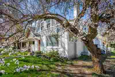 Spokane Multi Family Home New: 1218 S Maple St