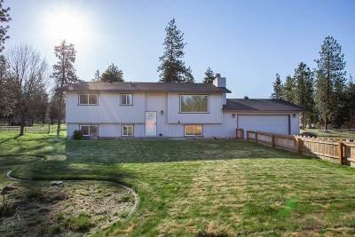 Nine Mile Falls Single Family Home Active/No Show: 16846 N Sagewood Rd