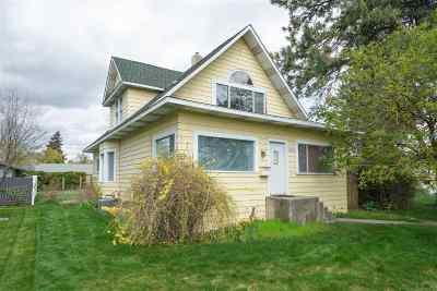 Spokane Single Family Home New: 1004 W Glass Ave