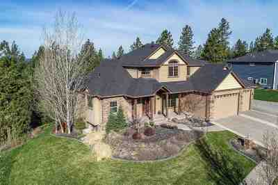 Spokane Single Family Home New: 10103 N Wieber Dr