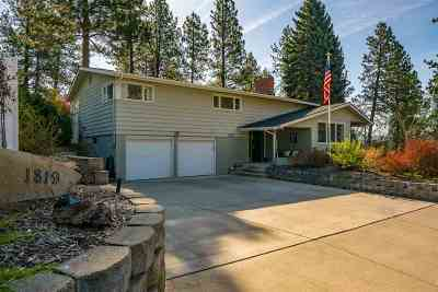 Spokane Valley WA Single Family Home Active/No Show: $315,000
