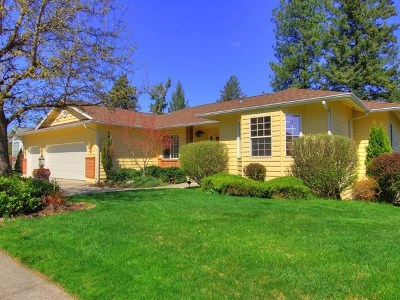 Spokane WA Single Family Home New: $484,990