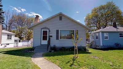 Spokane WA Single Family Home New: $189,000