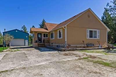 Elk Mobile Home For Sale: 38908 Madison Rd