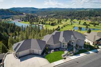 Spokane Single Family Home For Sale: 13801 N Copper Canyon Ln