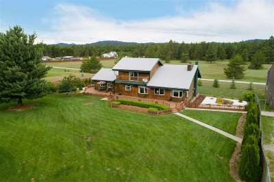 Newport Single Family Home Ctg-Other: 8822 Coyote Trail Rd