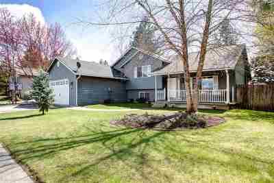 Coeur D Alene Single Family Home Ctg-Inspection: 1286 E Hoffman Ave
