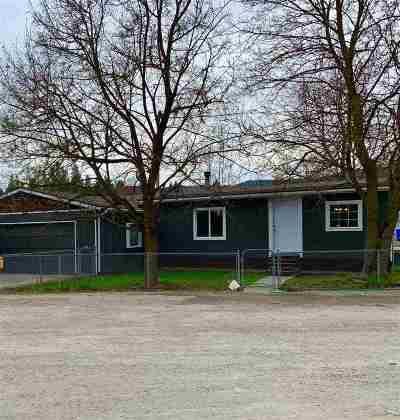 Spokane Valley Mobile Home For Sale: 11604 E Dishman Mica Rd
