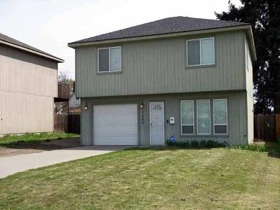 Spokane Single Family Home For Sale: 3004 N Wiscomb St