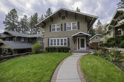 Single Family Home For Sale: 444 W 21st Ave
