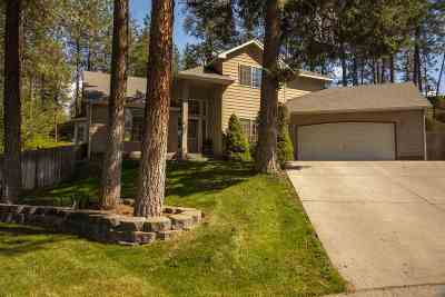 Spokane Single Family Home For Sale: 1204 W Candlewood Ct