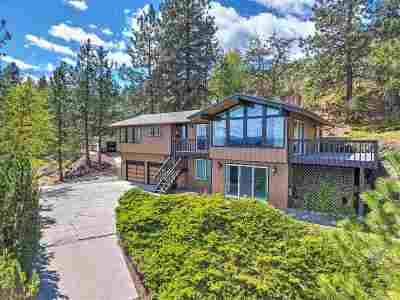 Spokane Single Family Home For Sale: 7611 N Cedar Rd
