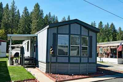 Spokane Mobile Home For Sale: 3803 W Greenwood Rd #23B