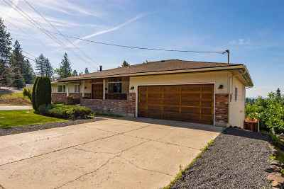 Spokane Single Family Home Chg Price: 2305 W Woodside Ave