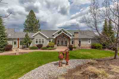 Otis Orchards WA Single Family Home Ctg-Inspection: $895,000