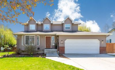 Spokane Single Family Home Bom: 3425 W 21st Ave