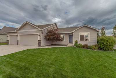 Spokane, Spokane Valley Single Family Home For Sale: 5104 N McIntosh Ct