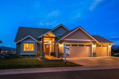 Spokane, Spokane Valley Single Family Home For Sale: 8914 E Woodside Ln