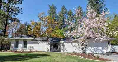 Spokane Single Family Home For Sale: 2436 S Ivory St