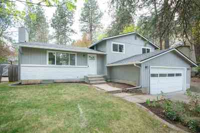 Spokane Valley Single Family Home For Sale: 11320 E 44th Ave