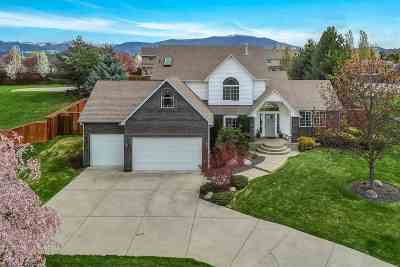 Spokane Valley Single Family Home Ctg-Inspection: 2201 S Steen Rd