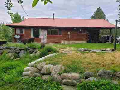 Spokane Single Family Home For Sale: 8311 E Lindgren Rd