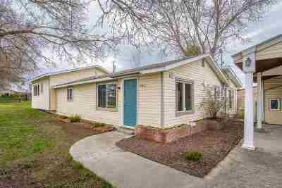 Spokane Single Family Home For Sale: 9903 E Garland Ave