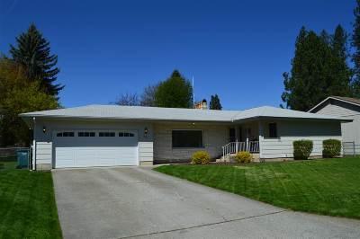 Coeur D Alene Single Family Home Chg Price: 2415 N 8th St
