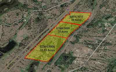 Residential Lots & Land For Sale: W Sr 904 Hwy #Parcels