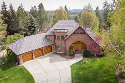Spokane Single Family Home For Sale: 1704 E South Ridge Dr