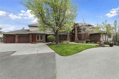 Spokane County Single Family Home For Sale: 5312 N Vista Ct