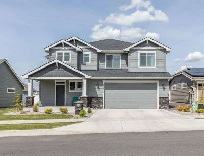 Spokane Valley Single Family Home Chg Price: 17211 E Barclay Dr