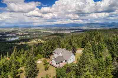 Coeur D Alene Single Family Home For Sale: 1217 S Reynolds Rd
