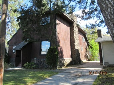 Spokane Single Family Home For Sale: 4225 W Sanson Ave
