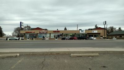 Airway Heights Commercial For Sale: 12924 W Sunset