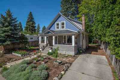 Spokane Single Family Home For Sale: 2916 S Division St