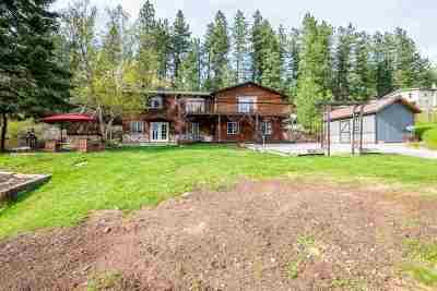 Coeur D Alene Single Family Home For Sale: 936 S Allen Rd