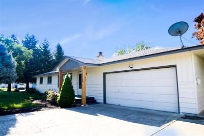 Spokane Valley Single Family Home Ctg-Inspection: 14024 E Cataldo Ave