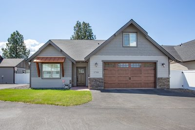 Spokane Valley Single Family Home For Sale: 17708 E 2nd Ln