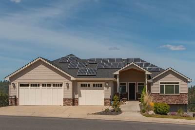 Spokane Single Family Home For Sale: 916 W Willapa Ave